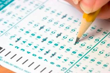Scantron Form